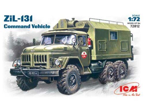 ICM ZIL-131 Command Wings 1:72 (72812)