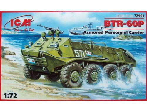 ICM BTR-60 P Armored crew transporter 1:72 (72901)