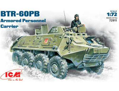 ICM BTR-60 PB 1:72 (72911)