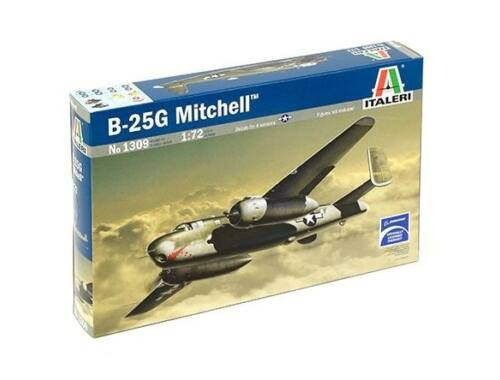 Italeri B-25G Mitchell 1:72 (1309)