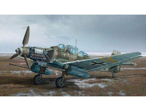 """Italeri JU 87 G-2 """"Kanonenvogel"""" 1:48 (2722)"""
