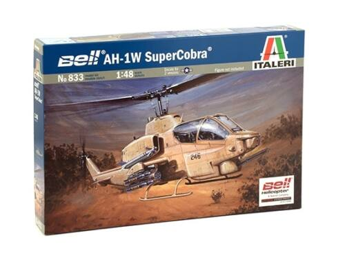 Italeri BELL AH-1W SuperCobra 1:48 (0833)
