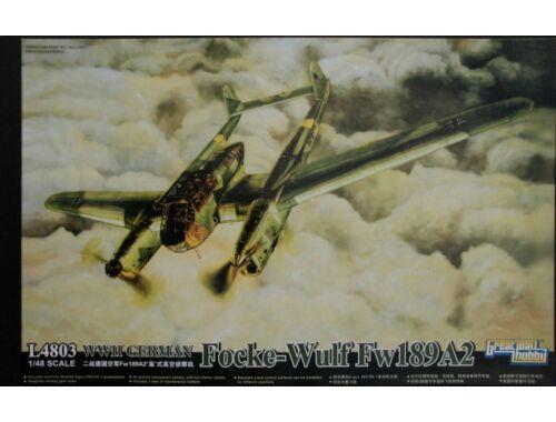 Lion Roar WWII German Fw-189 A2 1:48 (L4803)