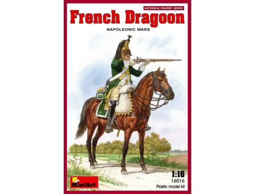 Miniart French Dragoon. Napoleonic Wars. 1:16 (16016)