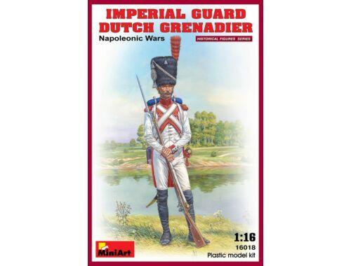 Miniart Imperial Guard Dutch Grenadier Napoleonic War 1:35 (16018)