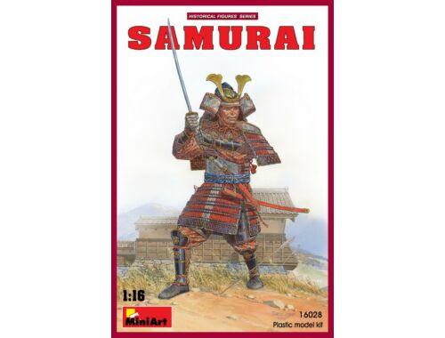 Miniart Samurai 1:16 (16028)