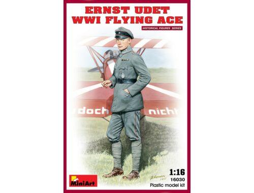 Miniart Ernst Udet. WW1 Flying Ace 1:16 (16030)