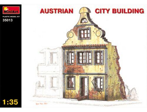 Miniart Austrian City Building 1:35 (35013)