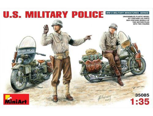 Miniart U.S. Military Police 1:35 (35085)