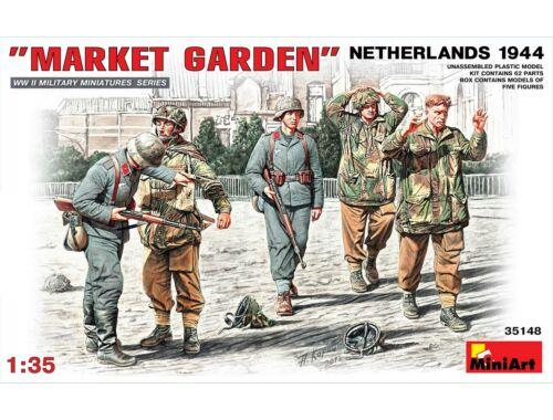 "Miniart Market Garden"" Netherlands 1944 1:35 (35148)"