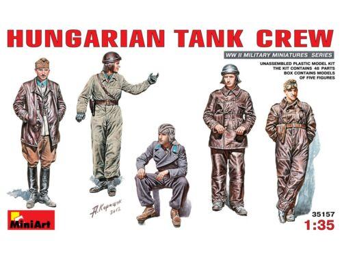 Miniart Hungarian Tank Crew 1:35 (35157)