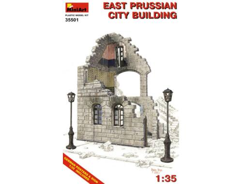 Miniart East Prussian City Building 1:35 (35501)