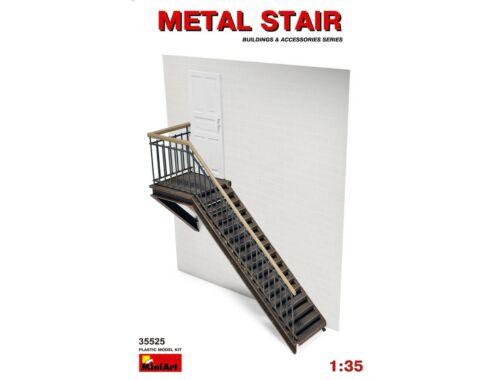 Miniart Metal Stair 1:35 (35525)