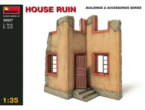 Miniart House Ruin 1:35 (35527)
