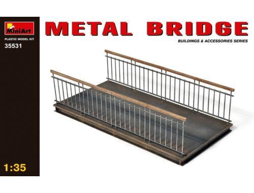 Miniart Metal Bridge 1:35 (35531)