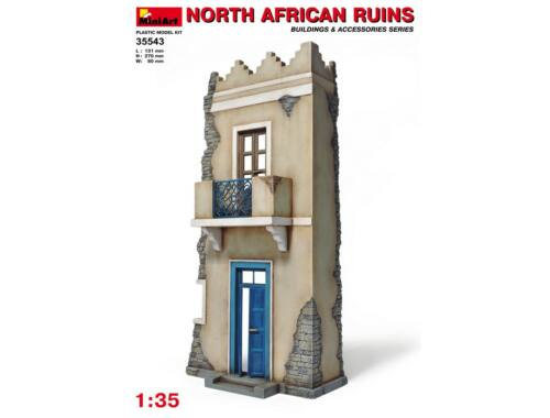 Miniart North African Ruins 1:35 (35543)
