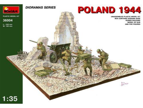 Miniart Poland 1944. 1:35 (36004)