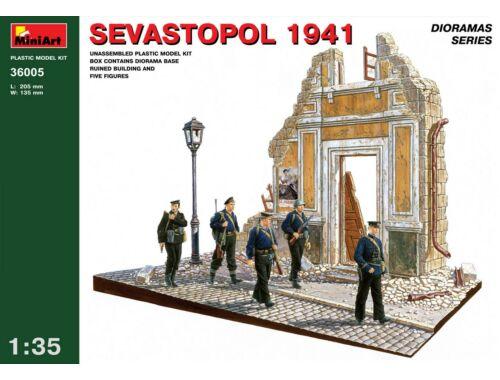 Miniart Sevastopol 1941. 1:35 (36005)