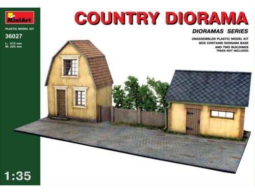 Miniart Country Diorama 1:35 (36027)