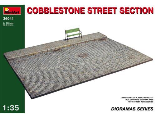 Miniart Cobblestone Street Section 1:35 (36041)