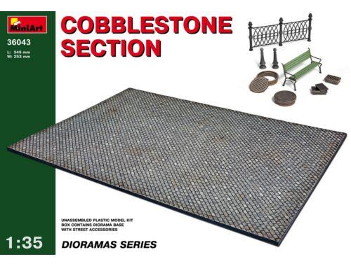Miniart Cobblestone Section 1:35 (36043)