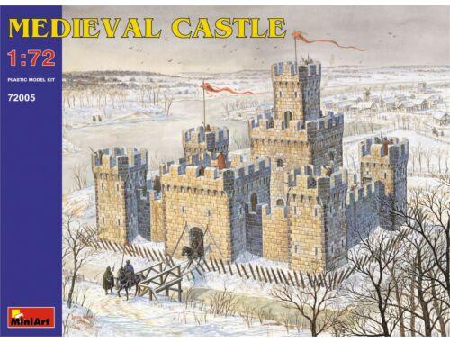 Miniart Medieval Castle. 1:72 (72005)