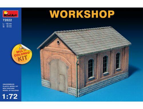 Miniart Workshop 1:72 (72022)