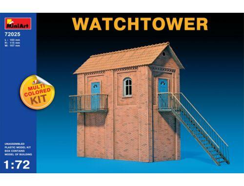 Miniart Watchtower 1:72 (72025)