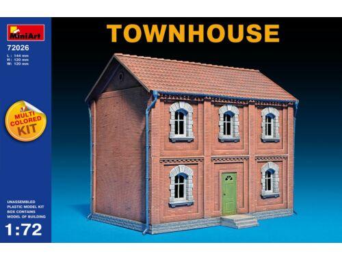 Miniart Townhouse 1:72 (72026)