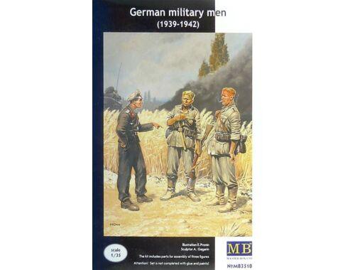 Master Box Deutsche Soldaten 1939-1942 1:35 (3510)