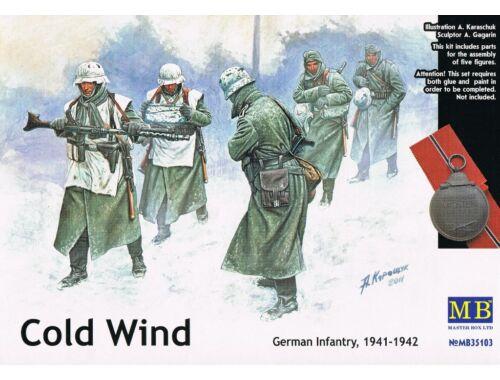 Master Box Cold Wind 1:35 (35103)