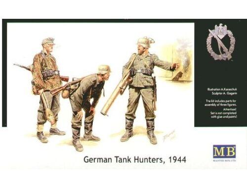 Master Box Deutsche Panzerjäger 1944 1:35 (3515)