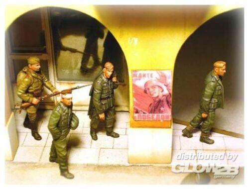 Master Box German Captives 1:35 (3517)