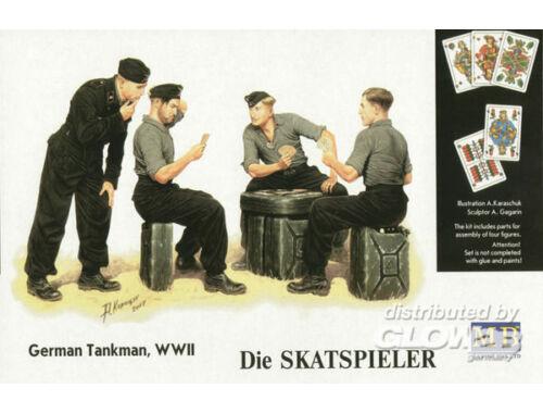 Master Box Skatspieler 1:35 (3525)