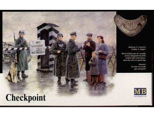 Master Box Checkpoint 1:35 (3527)