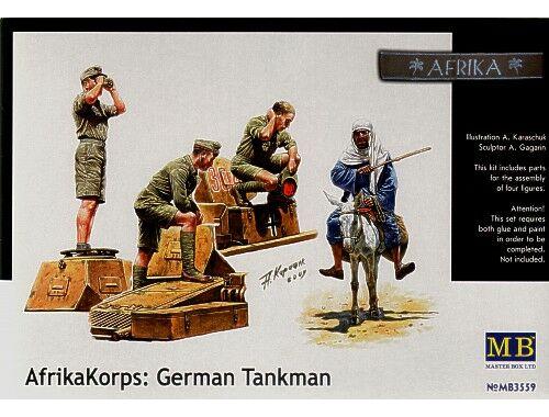 Master Box Deutsches Afrika Korps, WWII 1:35 (3559)
