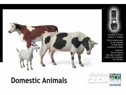 Master Box Domestic animals 1:35 (3566)