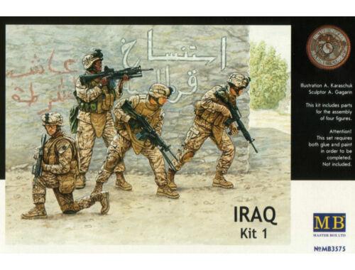 Master Box USMC Team Irak vol. 1 1:35 (3575)