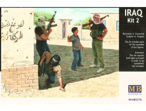 Master Box Insurgents Irak vol. 2 1:35 (3576)