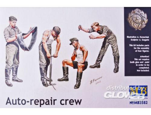 Master Box Auto-Repair Crew 1:35 (3582)