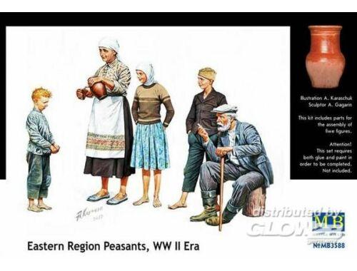 Master Box Citizenry East European WWII era 1:35 (3588)