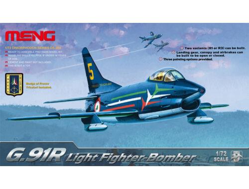 Meng G.91R Light Fighter Bomber 1:72 (DS-004)