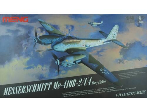Meng Messerschmitt Me-410B-2/U4 Heavy Fighter 1:48 (LS-001)