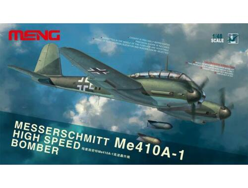 Meng Messerschmitt Me-410A-1 High Speed Bombe 1:48 (LS-003)