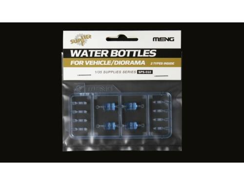 Meng Water Bottles for Vehicle/Diorama 1:35 (SPS-010)