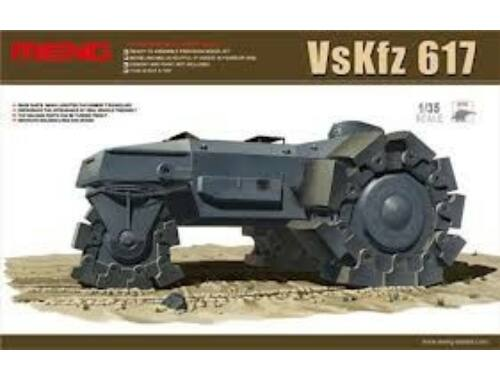 Meng VsKfz 617 Minenräumer 1:35 (SS-001)