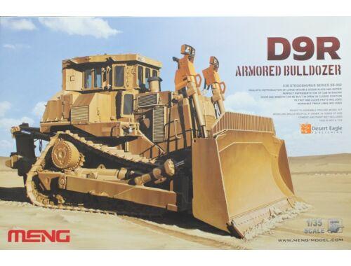 Meng D9R Armored Bulldozer 1:35 (SS-002)