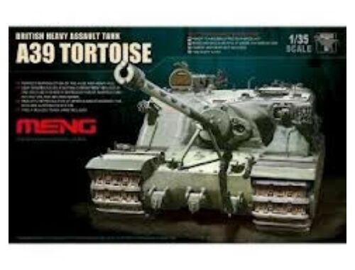 Meng British A39 Tortoise Heavy Assault Tank 1:35 (TS-002)