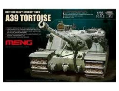 Meng British A39 Tortoise Heavy Assault Tank 1:35 (TS-002)