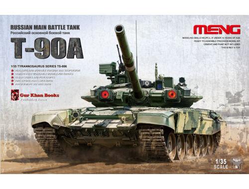 Meng Russian Main Battle Tank T-90A 1:35 (TS-006)